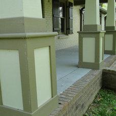 Traditional Exterior by Sullivan Design & Construction, LLC