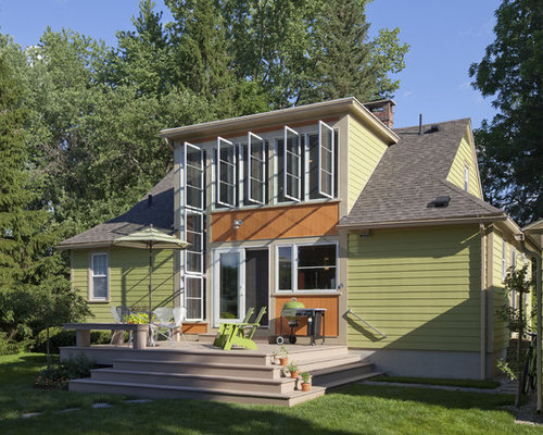 Shed Dormer Addition Houzz