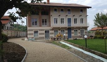 Renovation of a farmhouse