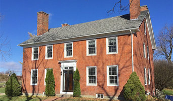 Replacing pair of doors in 1801 solid brick house