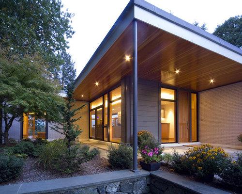 Exterior Soffit Lighting | Houzz