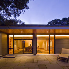 Modern Exterior by Marcus Gleysteen Architects