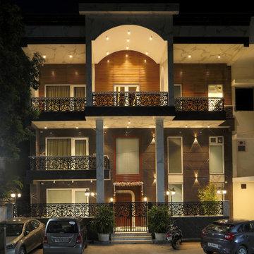 Residence 15000 sq ft