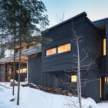 Picture Perfect: 38 Ebony Abodes Embracing the Dark Side