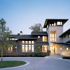 contemporary exterior by Burke Coffey Architecture Design Inc.