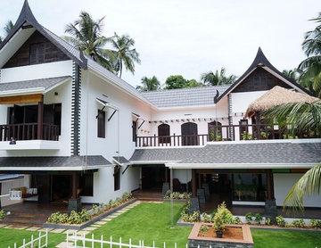 Residence for Mr. Hemraj and Swapna, Mahe
