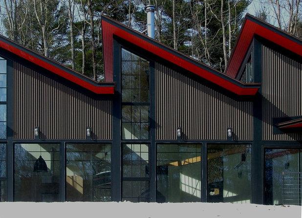 Sawtooth Roofs Help Homes Look Sharp