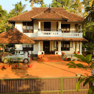 Residence of Unnikrishnan, Aluva, Kerala