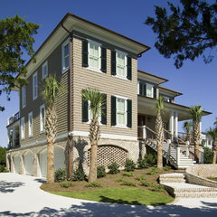 traditional exterior by Catalyst Architects, LLC