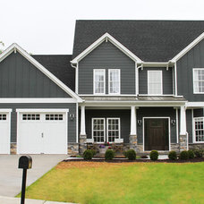 Traditional Exterior by Rempfer Construction, Inc.