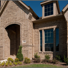 Traditional Exterior by Acme Brick Company