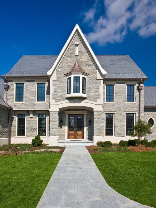 stone window trim home design ideas pictures remodel and decor