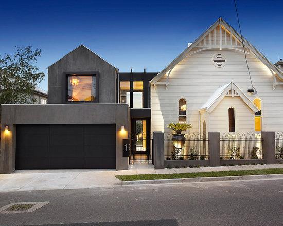 residential church conversion | houzz