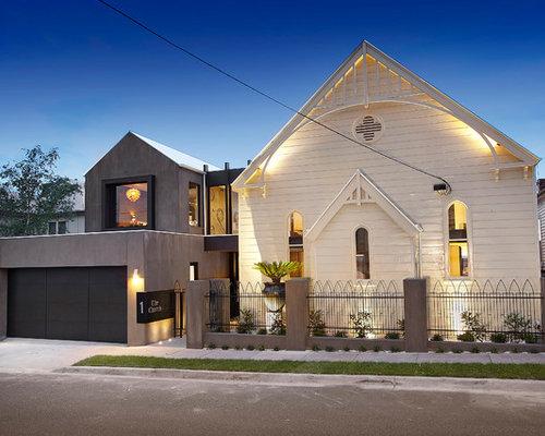Church exterior design ideas renovations photos for Church exterior design