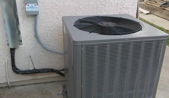 Residential Heating and Air Conditioning Install 1