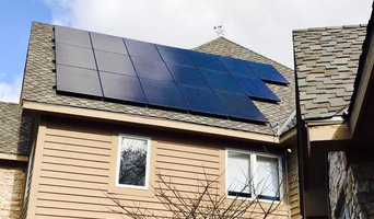 Residential Photovoltaic Panel Installation