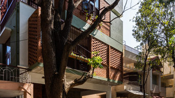 Residential Project by Shvetha Bhat Architets