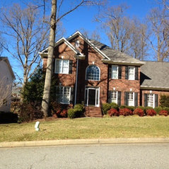 Certapro painters greensboro greensboro nc us 27409 for Exterior painting greensboro nc