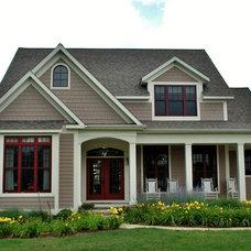 Traditional Exterior by GardenArt