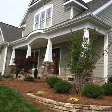 Traditional Exterior by Hawkins Landscape Architecture