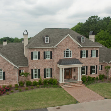 Residential Re-roofing Projects