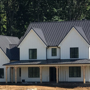 Residential roof replacement Knoxville TN - Burell Built Exteriors & Roofing Com