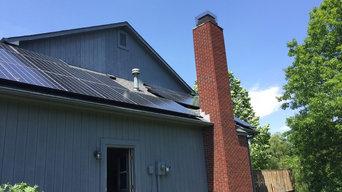 Residential Solar Array