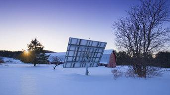 Residential Solar Tracker - Vermont