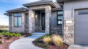 Residential Stone Exteriors