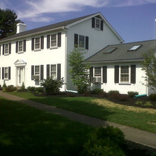 Traditional Exterior by Happ Contractors Inc.