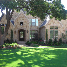 Traditional Exterior by Highland Landscaping LLC