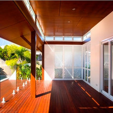 Tropical Exterior by SBT Designs