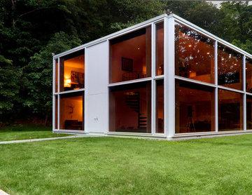 Restored 1969 Modern Glass House