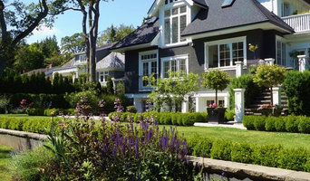 Restored heritage home and English garden