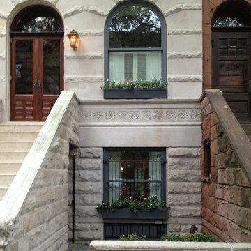 Restored Manhattan Townhome