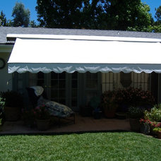 Exterior by Calshades and Awnings, Inc