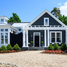 Beach Style Exterior by gps designs . architecture