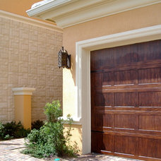 Mediterranean Exterior by Imperial Homes of Southwest Florida Inc