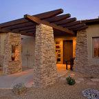 Spanish Style Casa Mediterranean Exterior