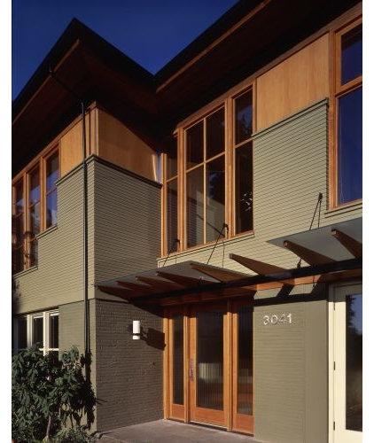 Modern Exterior Rhodes Architecture + Light