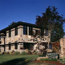 Contemporary Exterior Rhodes Architecture + Light