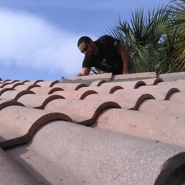 Ricci Home- leak repair
