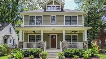 Richmond Craftsman Home
