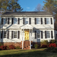 Exterior by Richmond home staging and redesign inc