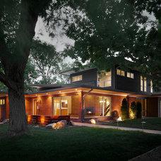 Contemporary Exterior by Design Platform