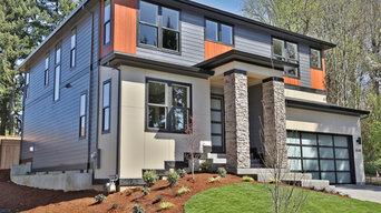 Ridgeview - Contemporary Home