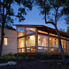 Contemporary Exterior by Craig McMahon Architects, Inc.