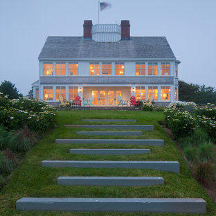 75 Most Popular Beach Style Exterior Home Design Ideas For