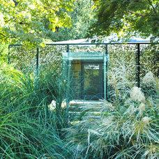 Contemporary Exterior by Shinberg Levinas Architectural Design