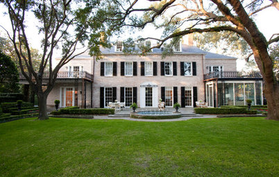 Houzz Tour: Playful Luxury Infuses a 1929 Houston House
